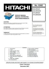 32LD8A20A Service Manual