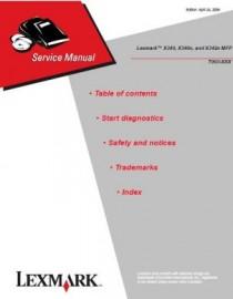 X340 Service Manual