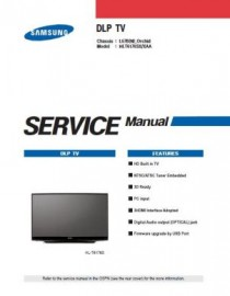 HLT6176SX/XAA Service Manual