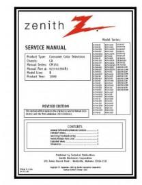 B27A34Z Service Manual