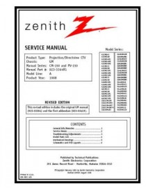 A60M91W1 Service Manual