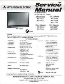 WD-62627 Service Manual