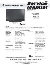 WD-52631 Service Manual