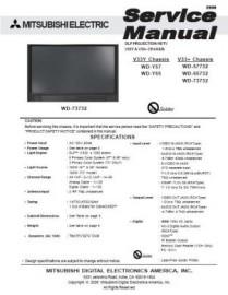 WD-Y57 Service Manual