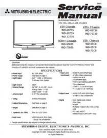 WD-73835 Service Manual