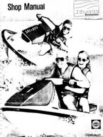 1990 SeaDoo PWC (All Models) Service Manual