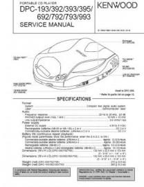 DPC-393 Service Manual