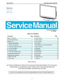 NS-LCD32-09 Service Manual