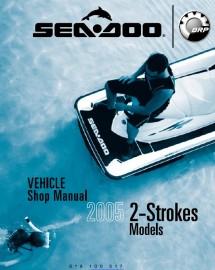 2005 SeaDoo 3D Premium (205A, 205B, 205E, 205F) Service Manual